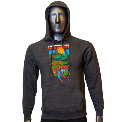 2018 Crankworx Whistler Illustrated Hoodie