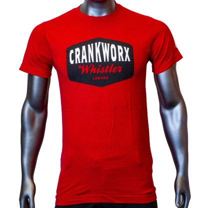 2018 Crankworx Super Hero T-Shirt