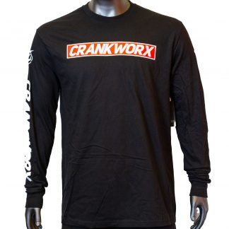 2019 Crankworx Long sleeve front